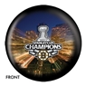 Boston Bruins NHL Champs Bowlng Ball Version 2