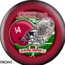 Alabama Crimson Tide 2011 National Champions Bowling Ball