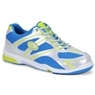 Dexter Mens Max Bowling Shoes- Silver/Blue/Lime
