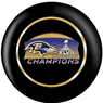 Baltimore Ravens XLVII Super Bowl Champions Bowling Ball