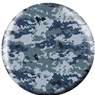 Blue/Gray Camouflage Bowling Ball by Bowlerstore