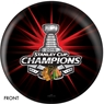 Chicago Blackhawks 2015 NHL Champs Bowling Ball