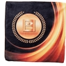 Brunswick Dye-Sublimated Micro Fiber Gold Medallio Towel