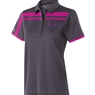 Moxy Dry Breathe Ladies Charge Polo