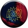 Roto Grip Loco Pearl Bowling Ball- Copper/Navy