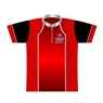 Roto Grip Bowling Dye-Sublimated Jersey- Red/Black/Silver