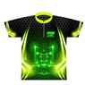 Storm Bowling Dye-Sublimated Jersey- Neon Matrix