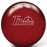 Brunswick T-Zone PRE-DRILLED Bowling Ball- Candy Apple