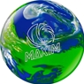 Ebonite Maxim PRE-DRILLED Bowling Ball- Cool Water
