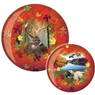 Brunswick Hunting Glow PRE-DRILLED Viz-A-Ball Bowling Ball