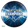 Kansas City Royals 2015 World Series Champs Bowling Ball