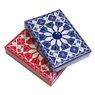 Bowling Standard Playing Cards- Red and Blue Deck