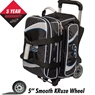 Team Columbia 300 Double Deluxe Roller Bowling Bag