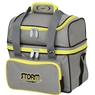 Flip Tote Bowling Bag by Storm- Yellow/Gray