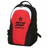 Roto Grip Backpack- Black/Red/White