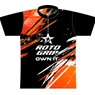 Roto Grip Bowling Dark Fire Dye-Sublimated Jersey