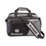 Brunswick Crown Double Tote With Pouch Bowling Bag- Many Colors Available