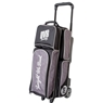 DV8 Circuit Triple Roller Bowling Bag - Grey