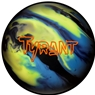 Columbia 300 Tyrant Bowling Ball-  Black/Yellow/Blue