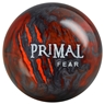 Motiv Primal Fear Bowling Ball- Orange/Charcoal Pearl