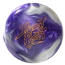 Storm Street Fight Bowling Ball- Purple/White