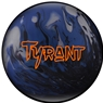 Columbia 300 Tyrant Pearl Bowling Ball-  Black/Blue/Silver