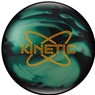 Track Kinetic Bowling Ball- Emerald/Black