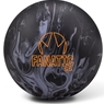 Brunswick Fanatic SS Bowling Ball- Black/Light Purple Solid
