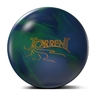 Storm Torrent Bowling Ball- Navy/Hunter Green