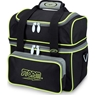 Flip Tote Bowling Bag by Storm- Black/Gray/Lime