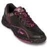 Hammer Womens Vixen Bowling Shoes- Black/Magenta Right Hand