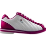 3G Ladies Kicks Bowling Shoes- White/Pink