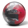 Brunswick T-Zone Glow Bowling Ball- Scarlet Shadow