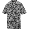 Augusta Adult Digi Camo Wicking Shirt- Style 1798