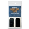 "Brunswick 1"" Black tape 30 Piece Pack - Each"