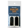 "Brunswick 3/4"" Black Tape 30 Piece Pack - Each"