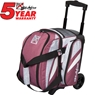 KR Cruiser Single Roller Bowling Bag- Scarley/Paisley