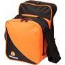 Ebonite Compact Single Bowling Bag- Orange