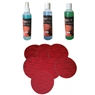 Moxy Xtreme Power Bowling Ball Cleaner Package with Abralon Pads Set