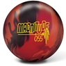 Brunswick Magnitude 055 Bowling Ball- Black/Orange/Red