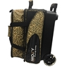 Moxy Blade Premium Double Roller Bowling Bag- Leopard