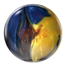 Storm Soniq Bowling Ball- Blue/Bronze/Gold