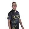 Storm Mens Stinger Performance Jersey- Yellow/Black