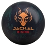 Motiv Jackal Rising Bowling Ball- Black/Emerald