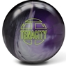 Brunswick Tenacity Bowling Ball- Black/Silver/Purple Pearl