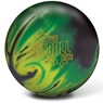DV8 Pitbull Bite Bowling Ball- Black/Yellow/Neon Green