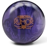 DV8 Nasty Rumor Bowling Ball- Dark Purple/Light Purple Pearl
