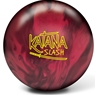Radical Katana Slash Bowling Ball- Dark Red/Light Red Solid