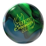 Storm Match Up PRE-DRILLED Bowling Ball- Black/Aqua/Lime