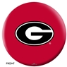 University of Georgia Bowling Ball